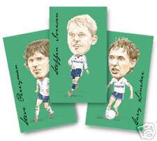Spurs Football / Soccer - Collector 20 Card set