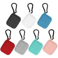 Mini Silicone Bluetooth Earphone Case Protector Cover for Apple Airpods
