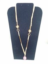 NECKLACE  8  Women Jewelry Pendant Chain Charm Necklace Plated Gold