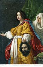 FIRENZE: Giuditta con la testa d'Oloferne ( C. ALLORI )