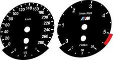 TACHOSCHEIBEN - BMW E90 E91 E92 E93 X3 - 3 SERIES - F Style M3