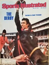 The Derby - Alberto Cordero - Sports Illustrated - May 10, 1976