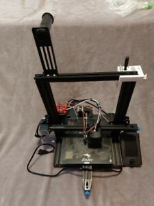 Used Creality 3D Ender 3 v2 3D Printer w/BL Touch - W/EXTRAS!! READ DESCIPTION!!