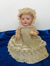 German antique doll Kestner Hilda JDK beautiful dress lovely doll