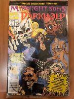 Darkhold #1 UNOPENED SEALED Ghost Rider Midnight Sons Part 4 of 6