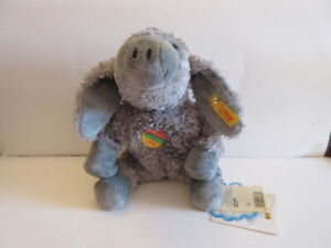 STEIFF ESEL 24 Cosy Friends DONKEY 082382 with button and tags