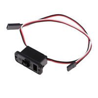 RC Plane Servo Extension Cable with ON/OFF Switch Male to Female Futaba JR