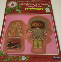 Vintage Kenner Strawberry Shortcake Berry Wear No. 44310 Sealed Carded