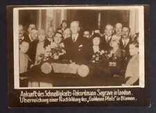 117845 Foto DKW Motoren Schnelligkeits Rekordmann Segrave 1928 Rasmussen