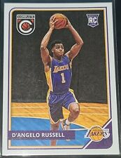 D'Angelo Russell 2015-16 Panini Complete Rookie Card (no.330)