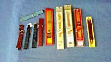 VINTAGE LOT OF 10  MEN'S AND WOMEN'S VARIOUS BRANDS WATCH BANDS, NEW OLD STOCK