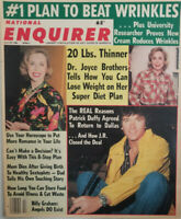 National Enquirer April 29 1986 - Patrick Duffy Dallas - Dr. Joyce Weight Loss