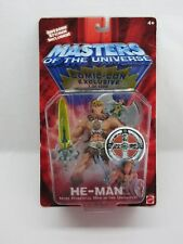 MOTU,200X HE-MAN,Comic Con Exclusive,#307,Masters of the Universe,MOC,Sealed