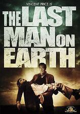 The Last Man on Earth DVD, Rolando De Rossi,Carolyn De Fonseca,Ettore Ribotta,An