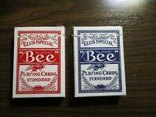 2 Decks Bee No 92 Club Special Playing Cards Nevada Club Casino Laughlin Sealed