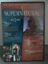 DVD: Supernatural (Disc 3 und 4)