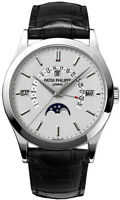 Patek Philippe 5496P-001 Grand Complication Perpetual Calendar Platinum Retrogra