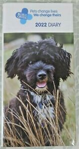 BLUE CROSS FOR PETS 2022 Diary Slimline Week To View