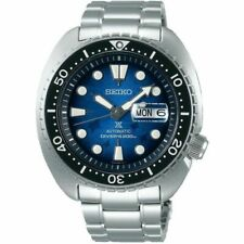Seiko Mens Prospex Save The Ocean Automatic Bracelet Watch SRPE39K1