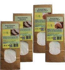 Paleo Mehl GLUTENFREI Brotbackmischung 2x Brot 350 g, 2x Wecken 300gr