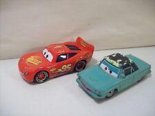 LOT OF 2 DISNEY CARS 3 RUST-EZE DIE CAST CARS RUSTY & LIGHTNING MCQUEEN