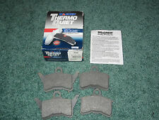 1988-90 Dynasty~New Yorker~LeBaron Wagner PD473 ThermoQuiet Rear Brake Pads 1989