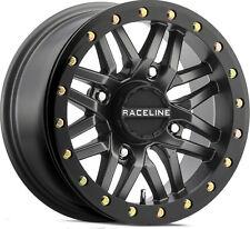 RACELINE 2007-2010 CAN-AM Outlander Max 650 HO RYNO BEADLOCK 4/137 15X10 5+5 GUN