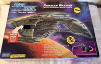 Playmates Star Trek:TNG Romulan Warbird