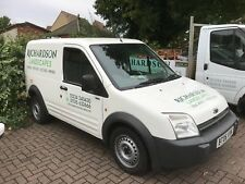 ford transit connect swb 2006