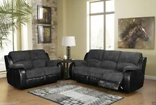 Fabric Solid Pattern Furniture Suites