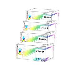 KIT 4 TONER PER HP LASERJET CP1210 CP1213 CP1215 CM1312 CP1516N  CANON LB5050