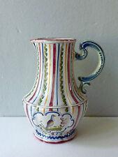 pichet en ceramique à la marquise de Sévigné, chocolat de Royat, A Rouzaud, 1920