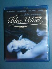 Blue Velvet (Blu-ray, 2011) David Lynch Rossellini Hopper MacLachlan used