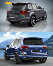 SPOILER POSTERIORE SUL TETTO VW TOUAREG 7P 2011-2014 LOOK ABT