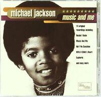 Michael Jackson Music and me (14 tracks) [CD]