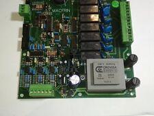 MACFRIN E-628-3 PLACA CONTROL ELECTRONICA
