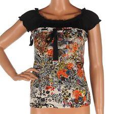 Waist Length Formal Sleeveless Tops & Shirts for Women
