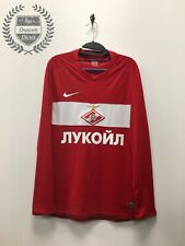 Spartak Moscow home football shirt 2011/2012 Size Large Player Issue