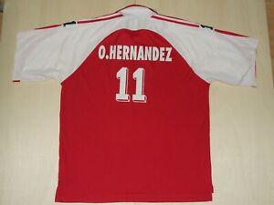 Shirt Volleyball Volleyball Sport Cuba O.Hernandez 11 Size XL