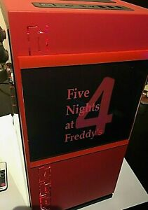 Five Nights at Freddy's 4 Themed Gaming PC MSI GAMING Custom Build 1 OFF A KIND