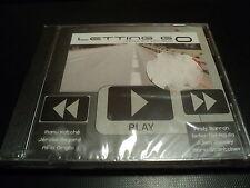 """CD NEUF """"LETTING GO"""" Jacques HELMUS / jazz / 10 morceaux"""