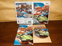 Hot Wheels Track Attack PAL ESP Wii Nintendo Combino Envios