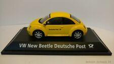 Schuco 1:43 3811 VW New Beetle Deutsche Post #23274#