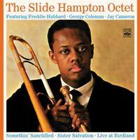 Slide Hampton: THE SLIDE HAMPTON OCTET + UNRELEASED LIVE RECORDINGS