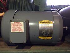 Baldor 3 HP Industrial Motor Cat No. VM3610, 3450 RPM, 3 Phase, TEFC, 184C Frame