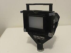 Honeywell Pentax Slide copier for auto bellows