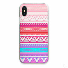 AZTEC PRINT PHONE CASE MULTICOLOUR PATTERN HARD COVER FOR APPLE SAMSUNG HUAWEI..