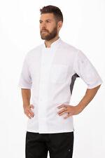 Chef Works Mens Valais V-Series Chef Coat (Vsss)