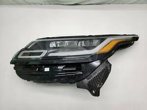 Range Rover Velar Headlight Head Light Driver's Left LED OEM 2018 2019 2020