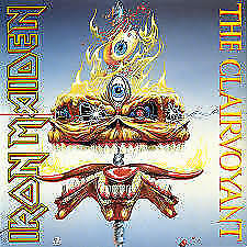 """Iron Maiden - The Clairvoyant NEW 7"""""""